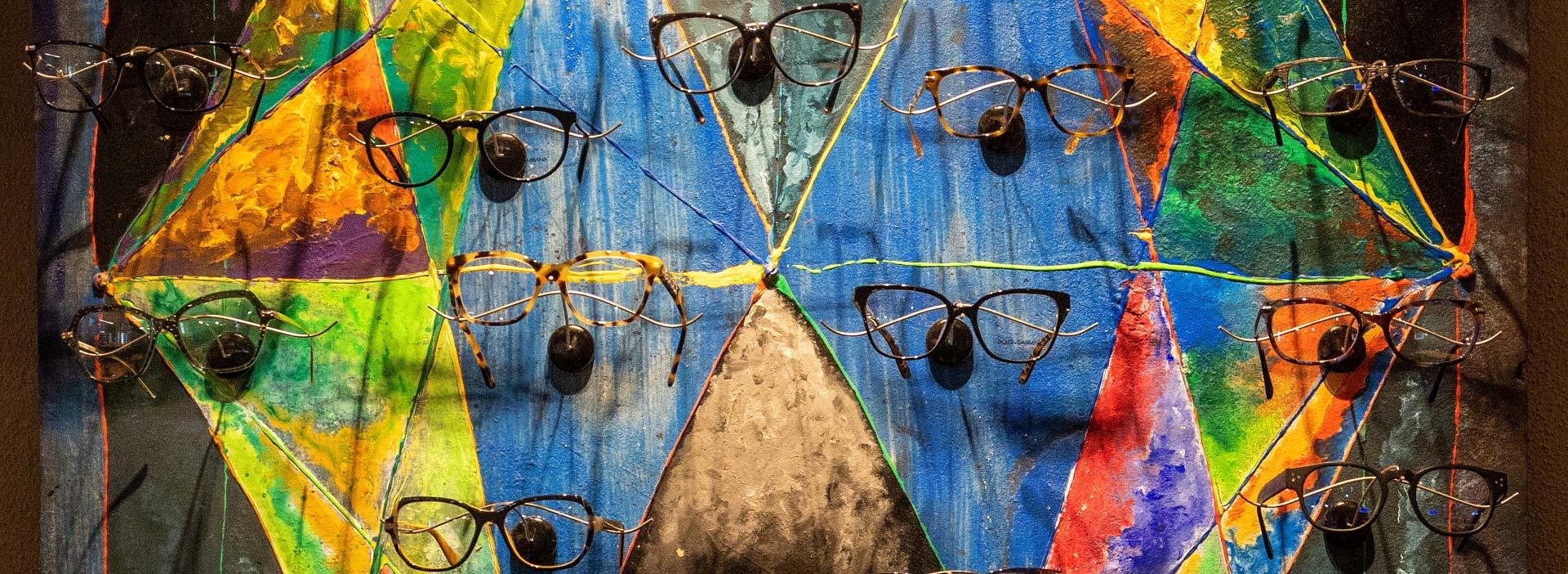 Schöne Brillen für Gross und Klein